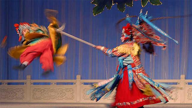京剧表演的基本功有多重要?