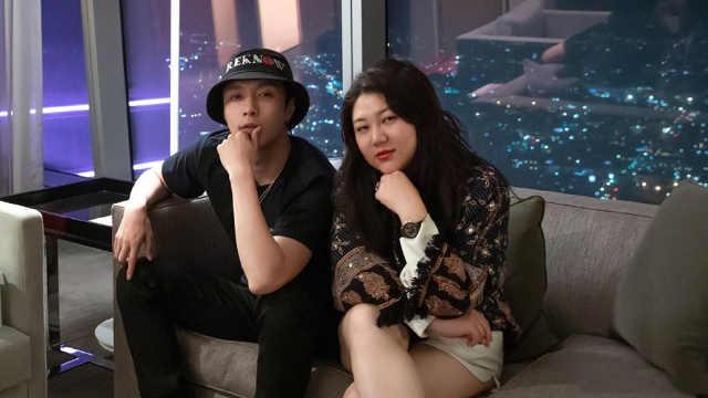 继鹿晗后,张艺兴宣布与杨天真解约