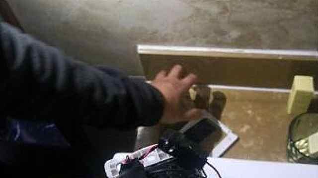 男子在多家宾馆装针孔摄像头!