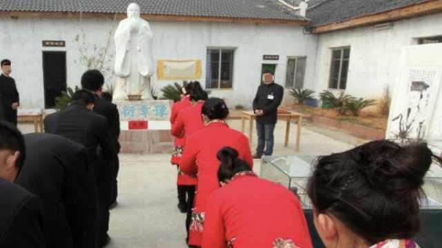 志愿者称遭豫章书院报复:骚扰半年