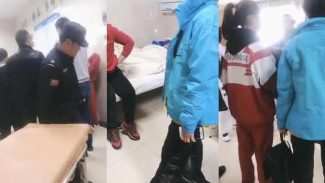 河北多名学生在校腹泻,官方通报