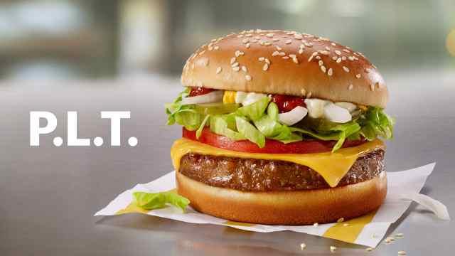 麦当劳中国CEO谈测试人造肉