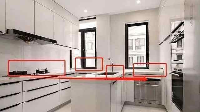 资深设计师力推的厨房4种黄金布局