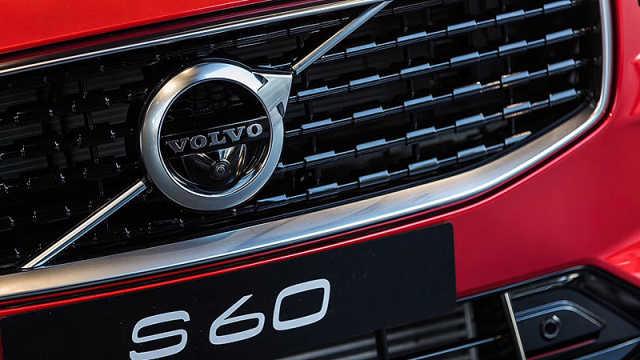 沃尔沃全新S60豪华中型轿车赏析