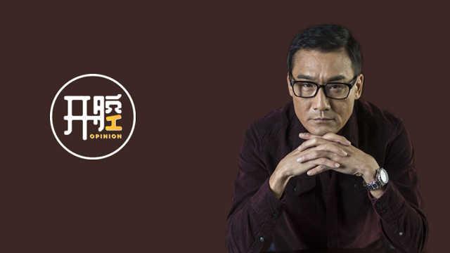 """梁家辉开腔丨带女儿""""一路成年"""""""