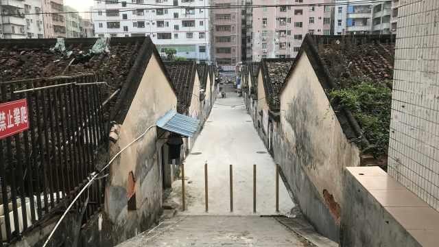 深圳最大规模城中村旧改