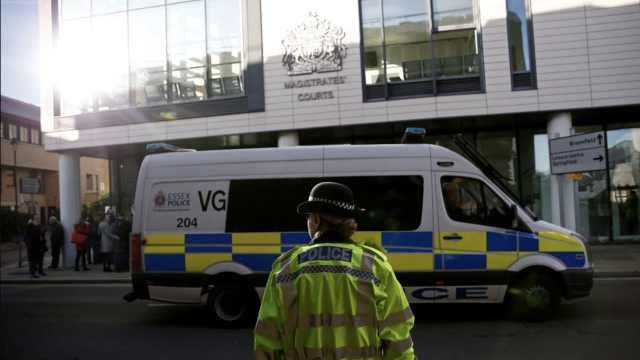 英死亡货车案司机未到庭:视频受审