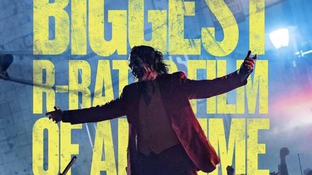 《小丑》破R级片全球最高票房纪录