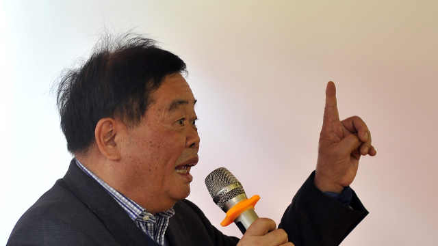 曹德旺:中国的繁荣是干出来的