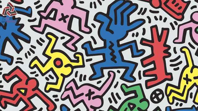 无法不被吸引的Keith Haring