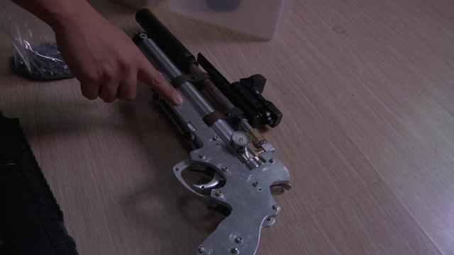研究生待业在家,私制枪支被刑拘