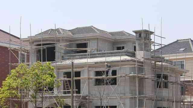 中国房子够住了吗?还用不用再建?