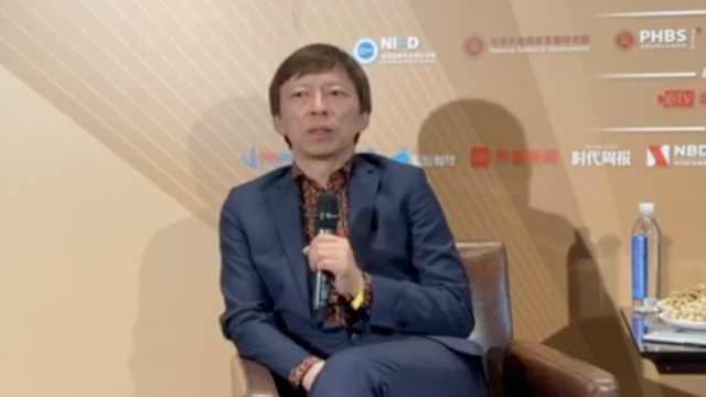张朝阳:现在的年轻人普遍很焦虑