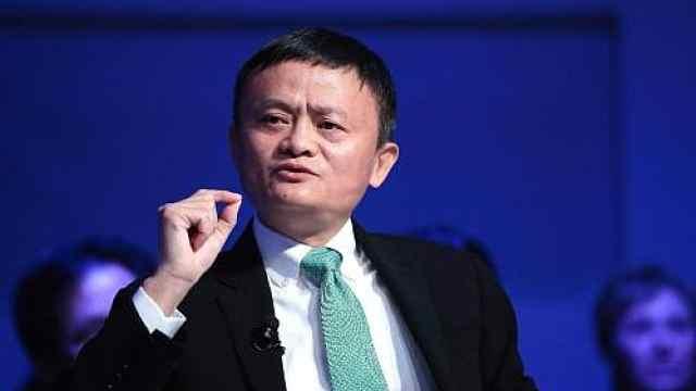 马云:企业家不聊赚钱,而是找方向