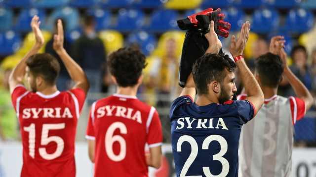 国足对手叙利亚:足协瘫痪4年无主场