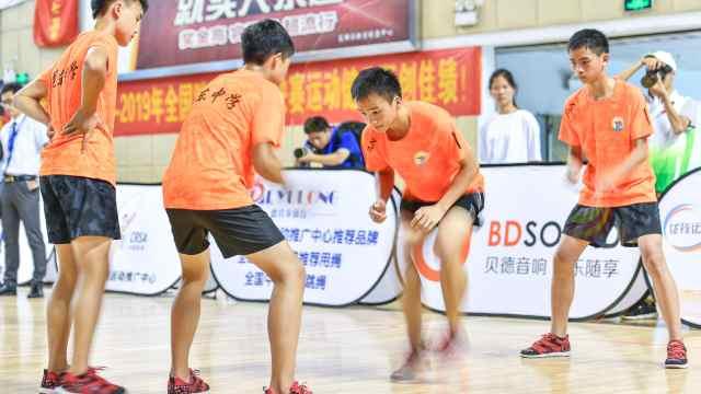 1秒跳绳7.6次!中国少年破世界纪录