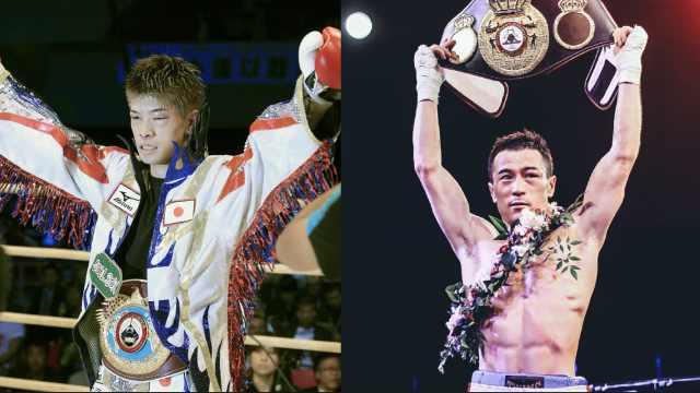 霸气!中国拳手挑战日本三级别拳王