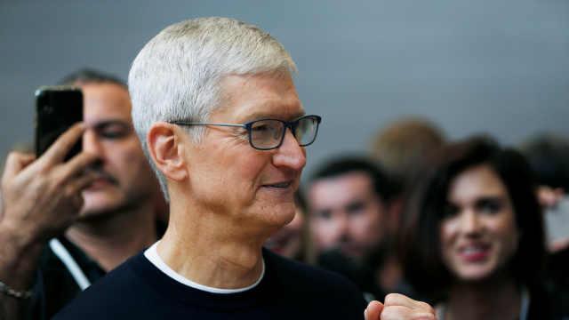 库克:不同凡响理念仍植根于苹果