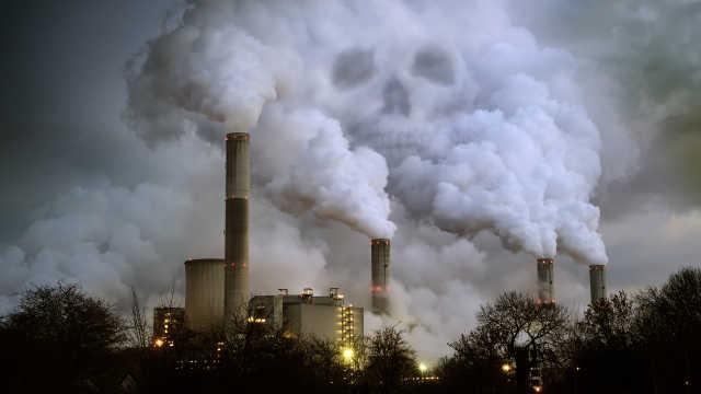 牛津词典2019年度词:气候紧急事件