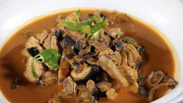 中华鲟火锅吃过没?味鲜营养价值高