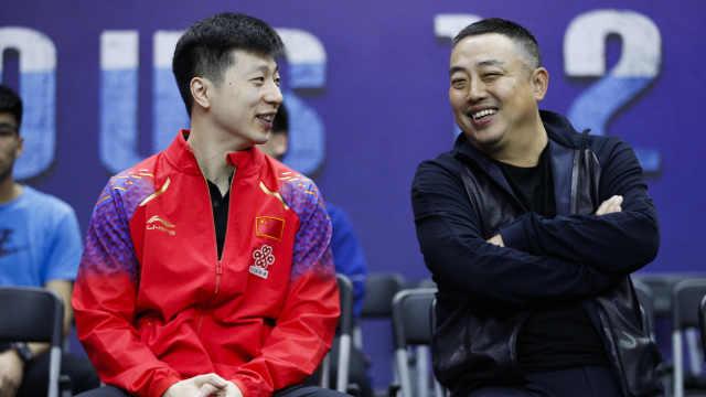 马龙周日加练,刘国梁:努力的天才