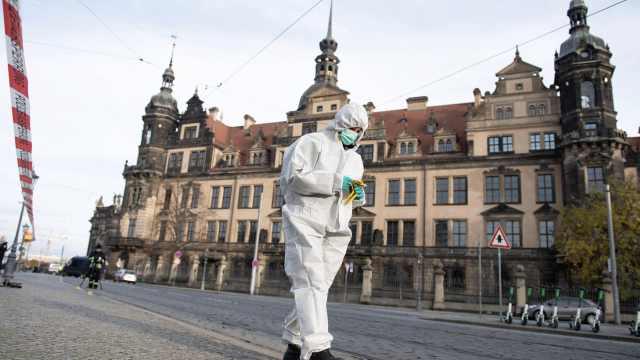德国珍宝馆遭窃,损失或达10亿欧元