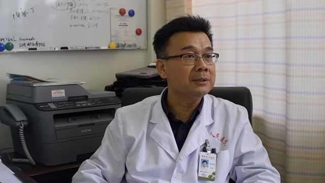 专访导尿救人医生:捐奖金鼓励义举