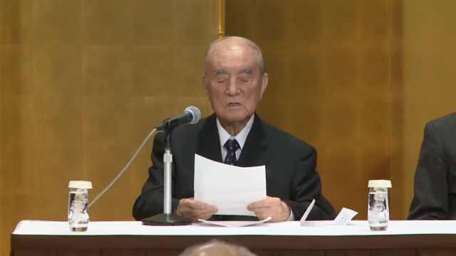101岁日本前首相中曾根康弘去世
