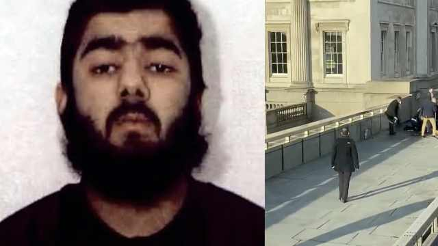 伦敦恐袭凶手为刚释放的恐怖分子