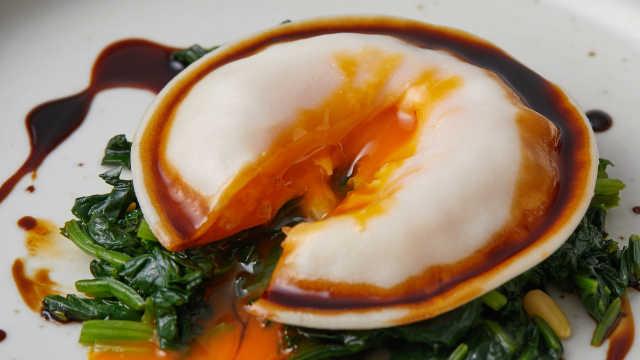 巧用鸡蛋,做出嫩滑流心的水饺!