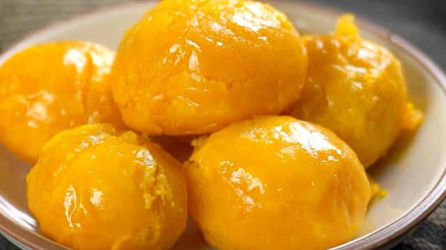在家自制咸蛋黄,一天就流油!