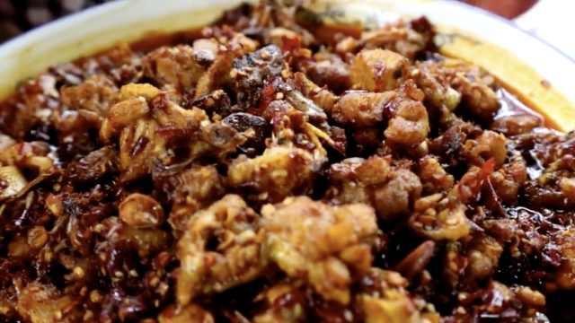 云南沾益辣子鸡,香辣入味超过瘾