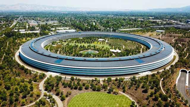 乔布斯遗作苹果公园将首次对外开放