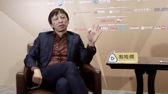 专访中国首个门户网站创始人张朝阳