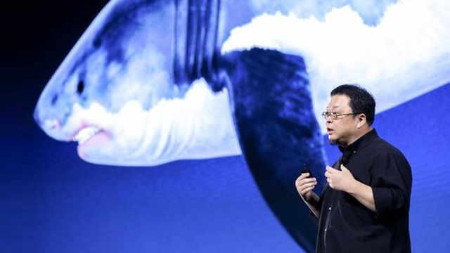 罗永浩在线答疑鲨纹黑科技
