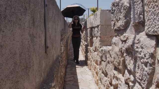 登耶路撒冷旧城墙寻千年遗迹和故事