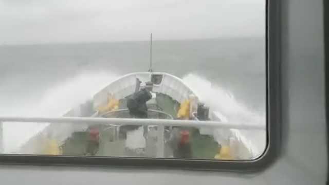 突发!浙江一渔船在海上沉没7人失联