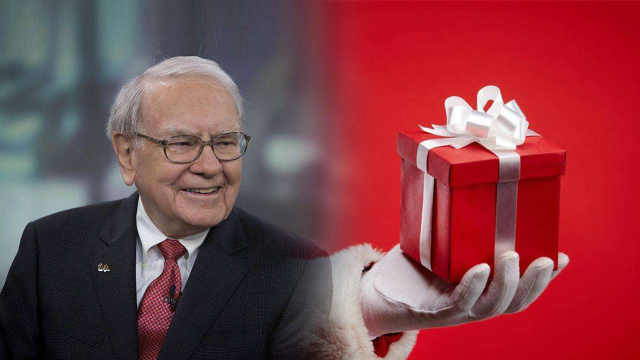 巴菲特不仅投资厉害,送礼也有一套