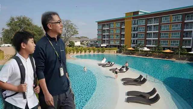 直播:一半国际生,泰国