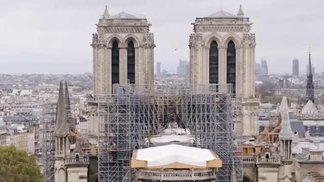 主教:巴黎圣母院一半概率无法挽救