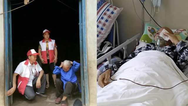 46岁农民突患白血病,曾做5年义工