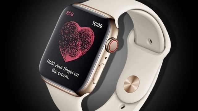 苹果手表心率监测技术被诉专利侵权