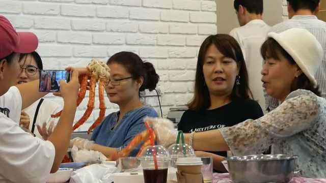 吃帝王蟹,像吃炖肉一样吃到饱!