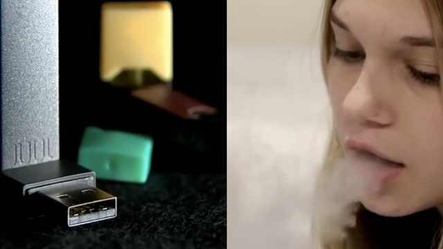 美国全国禁调味电子烟,针对青少年