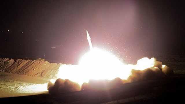 击中美军基地的伊朗导弹是什么?
