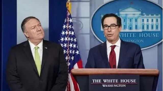 美国对伊朗新制裁:对准高官和钢铁