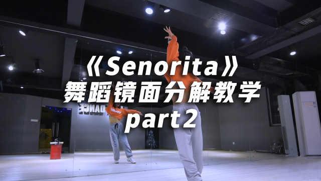 Lisa版《Senorita》舞蹈分解教学p2