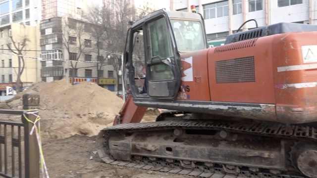 西宁路面塌陷已致9人遇难17人受伤