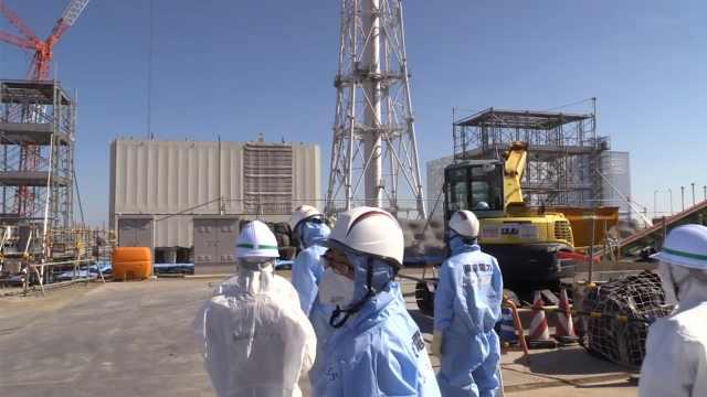 福岛核电站冻土壁两万升冷却液泄露