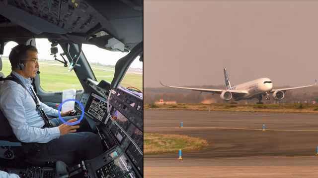 空客首次实现飞机全自动起飞